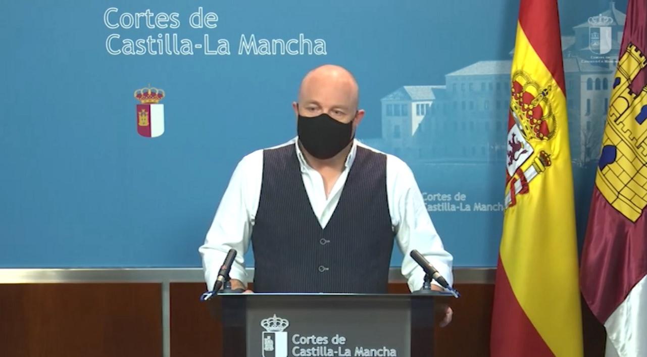 Alejandro Ruiz deja Ciudadanos y la política activa