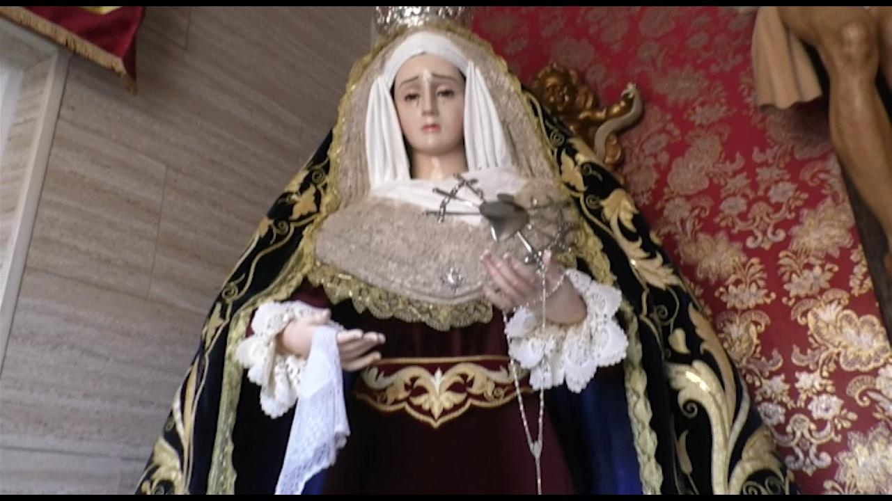 Campaña recogida ropa Virgen de los Dolores de Manzanares