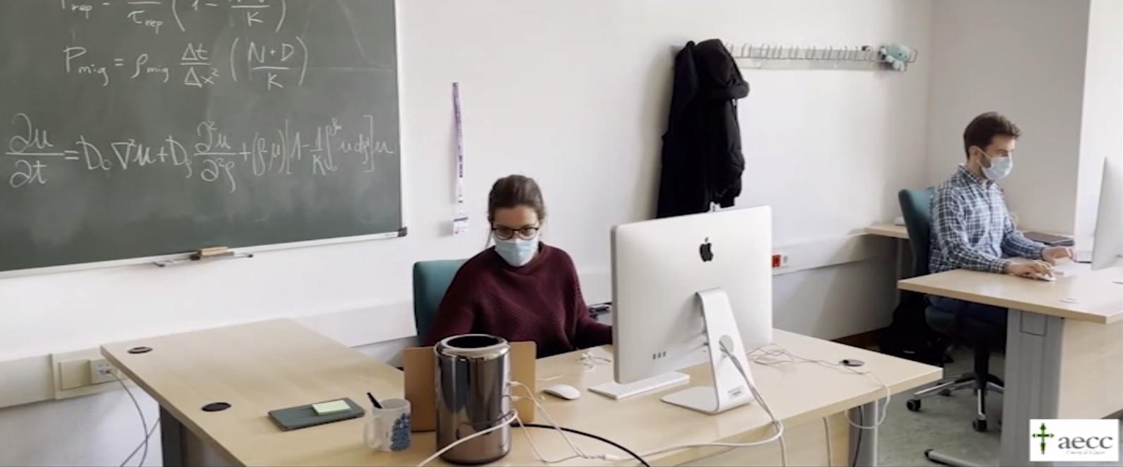 Una joven investigadora de Ciudad Real desarrolla un modelo matemático para conocer mejor el diagnos